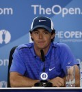 McILroy Press Conference Open 2013