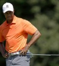 -c- getty Tiger Woods disapointed