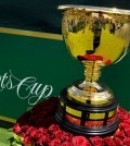 -c- getty Presidents Cup trophy