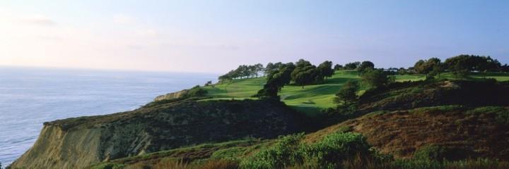 La Jolla Torrey Pines Golf, North Course -Courtesy SanDiego.org
