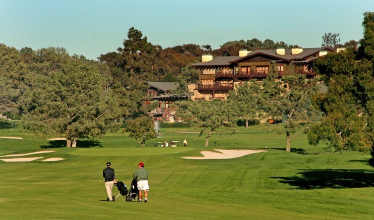 Lodge at Torrey Pines Golfers -Courtesy SanDiego.org