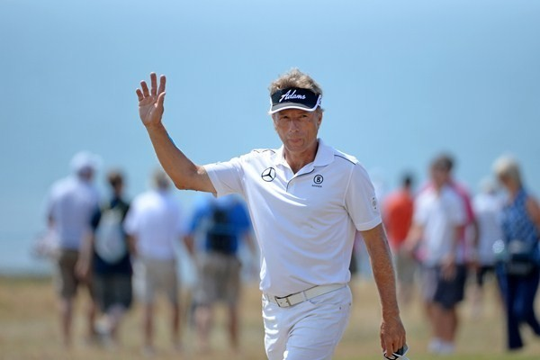 -c- getty Bernhard Langer