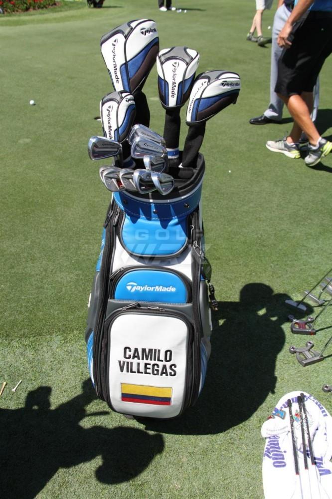 -c- Golf WRX Camilo VIllegas Taylormade