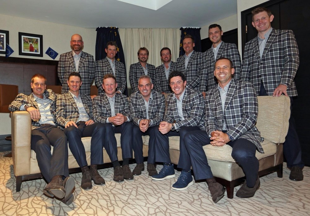 European Team Ryder Cup