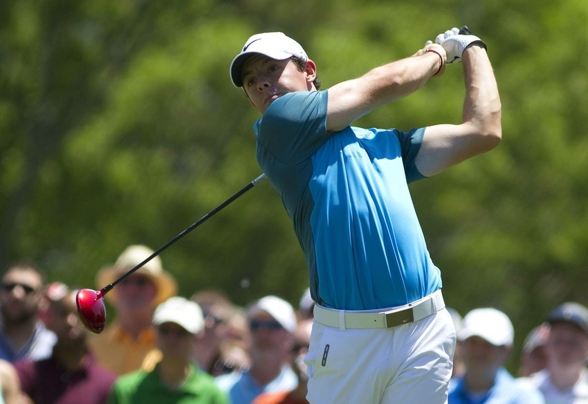 Rory McIlroy Drive