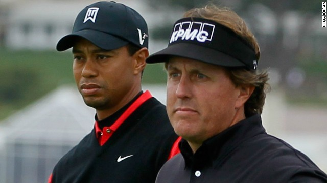 -c- getty Woods Mickelson