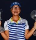 -AP- Lydia Ko Winner Race