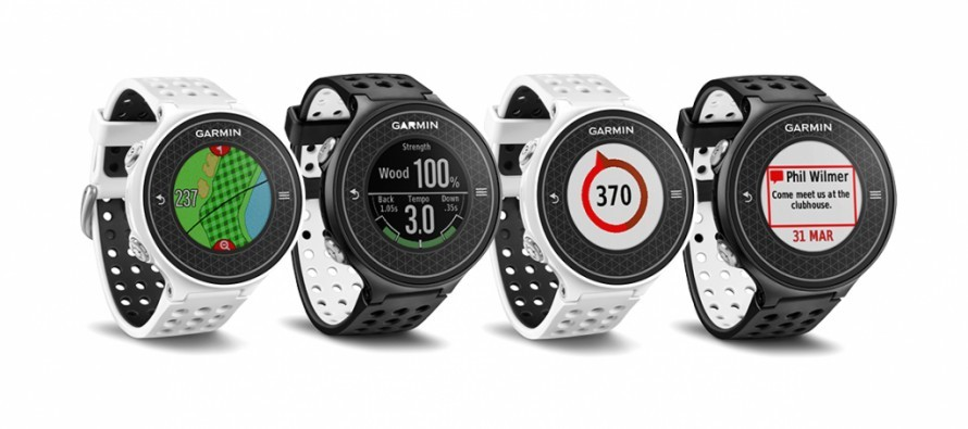Photos Garmin S6