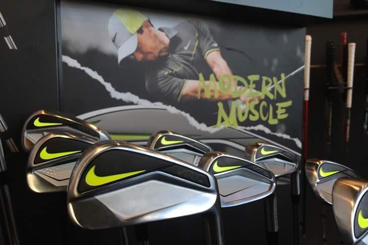 Nike Irons