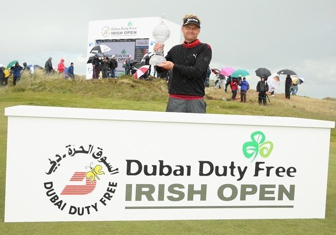 irish open soren Kjeldsen