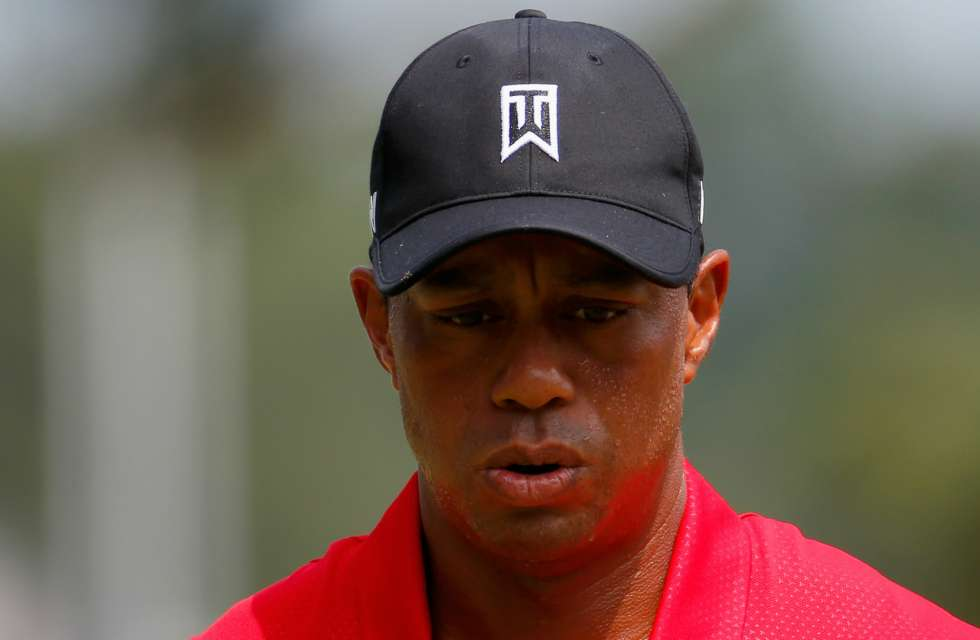 -c- getty Tiger Woods