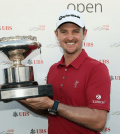 Justin Rose Hong Kong