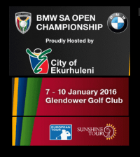 2016 BMW SOUTH AFRICAN OPEN