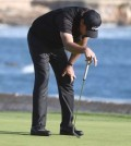 -c- USA Today Sports Mickelson Pebble Beach missed putt