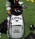 Alex Noren Bag