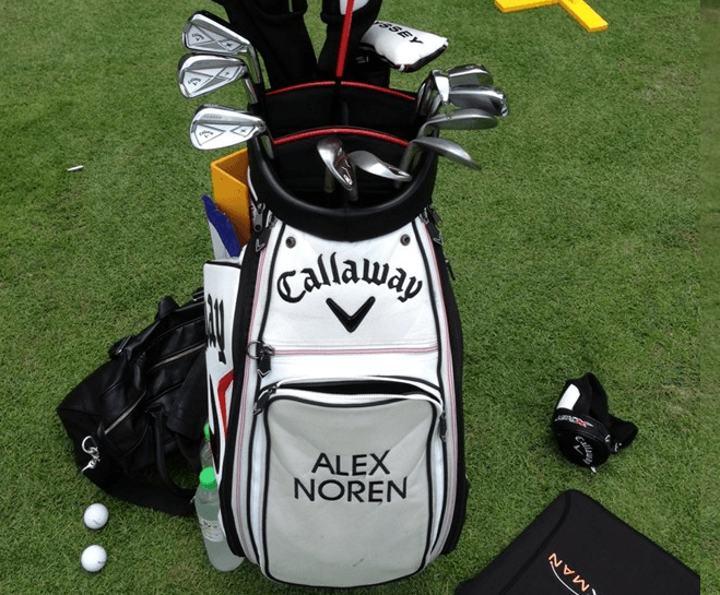 Alex Noren Bag
