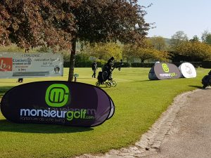 Forteresse mg MonsieurGolf Tour MGT Buffet