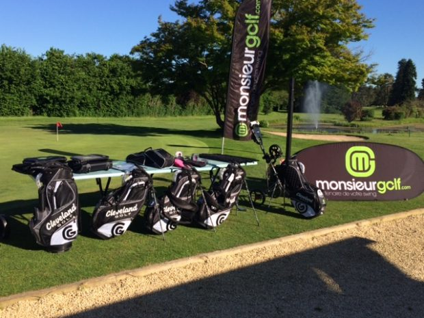 MGT MonsieurGolf Tour Cleveland Golf Golf de Vichy