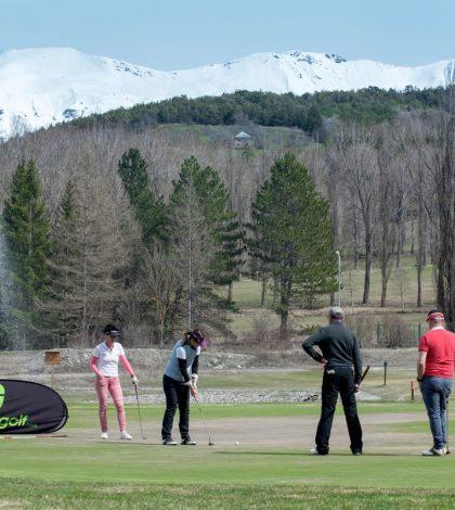 ubaye ski golf