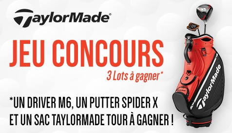 jeu concours taylormade 2019