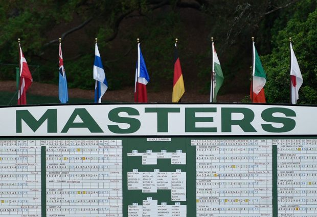 Masters Golf Augusta National