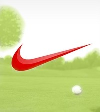 Nike Golf swoosh