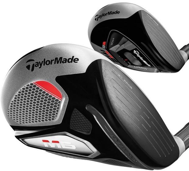 Taylormade Fairway M5 et M6