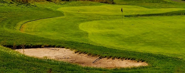 lieu de pratique du golf