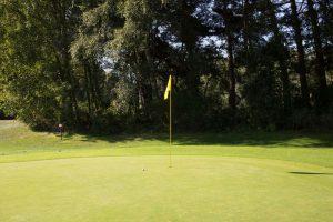 Fin de saison de golf