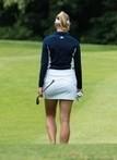 jupe-short de golf femme