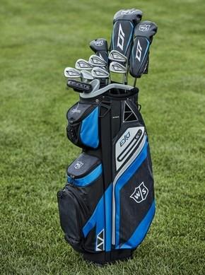 sac chariot de golf