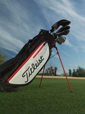 sac de golf trépied