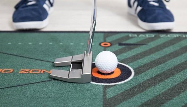 accessoires de golf pour s'entraîner à putter à la maison
