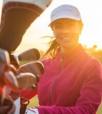 Le bon moment pour découvrir le golf