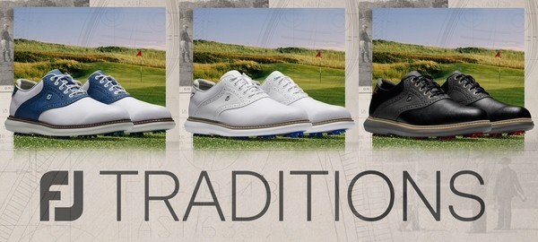 chaussure golf Footjoy Tradition